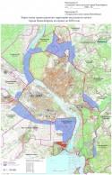 Приложение 29: Карта-схема границ развития территории населенного пункта города Новосибирска на период до 2030 года.